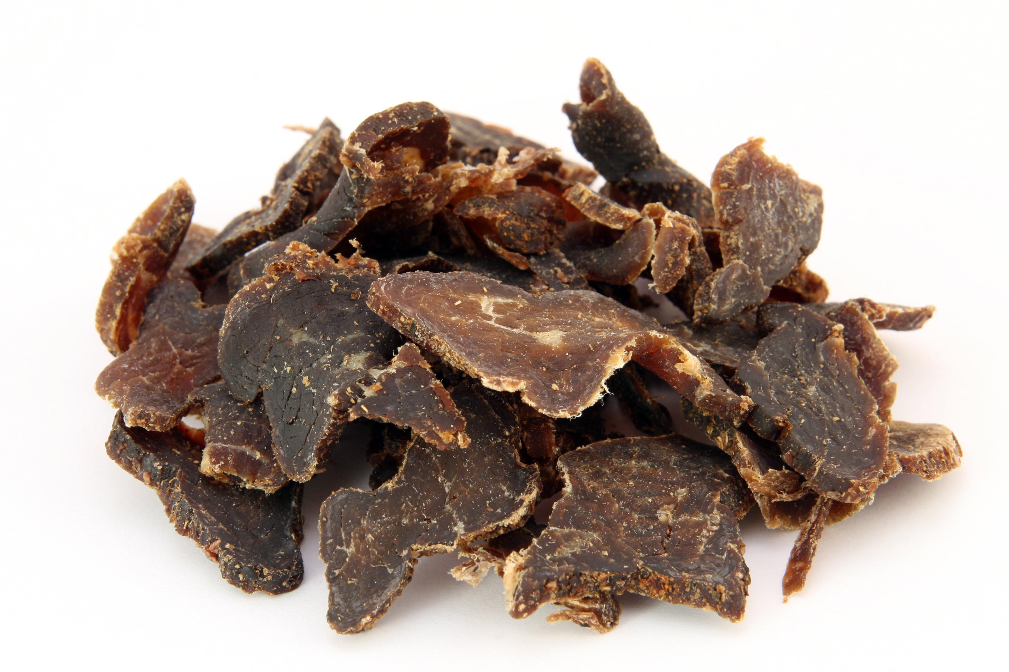 Dried Lamb Dog Treats